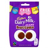 Cadbury Giant Buttons Bag 119g